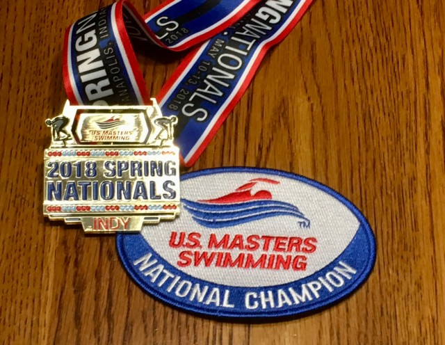 Congrats USMS Nationals Swimmers!